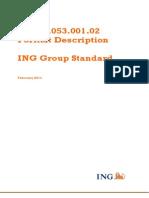ING Camt 053 Format  ING Group