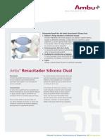 Resucitador+Silicona+Oval
