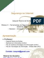 Segurança na Internet - módulo 5