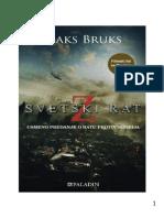 Maks Bruks - Svetski rat Z.pdf