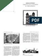 Ramon Gutierrez_arquitectura y Urbanismo