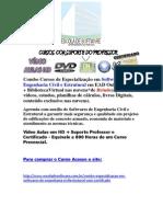 Combo Cursos de Especialização Em Softwares de Engenharia Civil e Estrutural