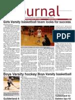 Girls Varsity Basketball Team Looks for Success