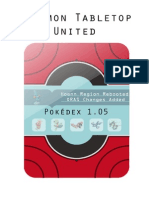 Pokedex 1.05