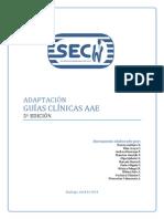 Guia Clinicas 2014