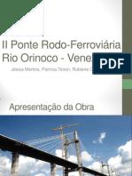 Estudo de Caso Ponte Rodoferroviaria Venezuela