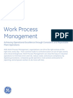 Work Process Management Wp Gft696b