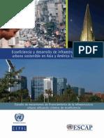 ECOEFICIENCIA Y DESARROLLO DE INFRAESTRUCTURA