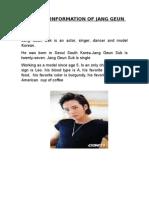 I JANG GEUN SUK