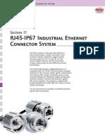 RJ45 IPv67