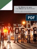 El México de aquí y el México de Ayotzinapa