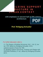 Building Structure in Urban Context, Wolfgang Schueller