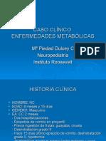 CASO CLINICO 2 Enf Metabolica