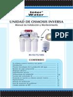 Manual-Osmosis Inversa.pdf