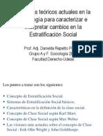 Clase Enfoques Teoricos Estratificacion