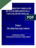 POMCA Cuenca Rio Sinu