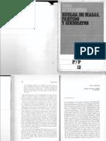 Rosa Luxemburg, Huelga de Masas, Partido y Sindicato