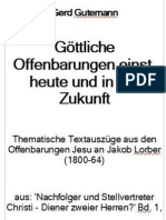 Gerd Gutemann - Göttliche Offenbarungen