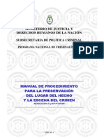 MANUAL Programa Nacional de Criminalística
