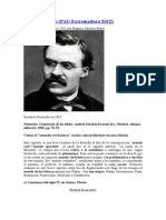 Texto Nietzsche