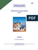 Manual de Laboratorio Quimica QUA 25-II Sem 2012-1