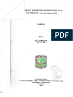 ISOLASI DAN KARAKTERISASI FLOVANOID DARI DAUN SRIKAYA.pdf
