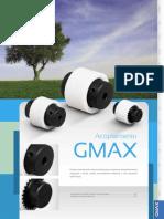 Redutor Catalago Gmax Line
