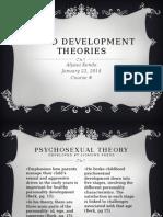 child development theories powerpoint