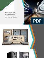 Historia Del Mainframe