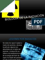 Biología de La Radiación