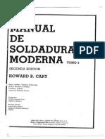 1 PdfsamMANUAL DE SOLDADURA PARTE 1  Manual de Soldadura Moderna II Caryi