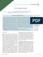 Tuberculosis en El Personal de La Salud