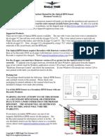 Optical RPM Sensor Manual