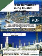 Keajaiban Ramadhan Training Muslim Sedunia