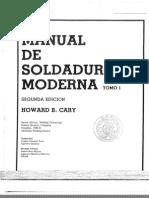 1 PdfsMNUAL DE SOLDDURA am Manual de Soldadura Moderna i Cary
