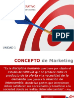 Marketing General y Operativo