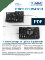 Fibre-Optics Educator Leaflet