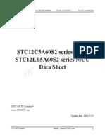 STC12C5A60S2 English