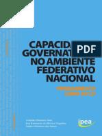 Capacidades governativas