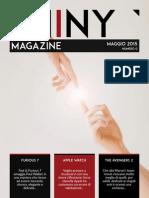 Shiny Magazine 00 Ita
