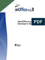 DevelopersGuide OOo3.1.0