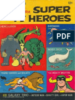 Hanna Barbera Super TV Heroes 1