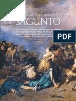 La Caída de Sagunto por Antonio Penadés.