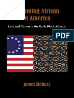 Becoming African in America Race