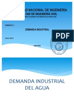 Demanda Industrial