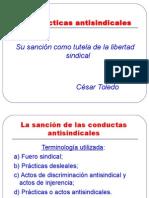 Clase Practicas Antisindicales 10 y 12 Octubre1