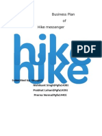 Hike messenger.docx