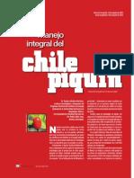 Manejo Integral Del Chile Piquín