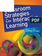 Classroom Strategy Guide to Interactive Learning