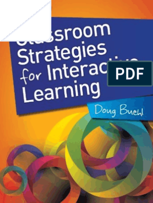 Classroom Strategy Guide to Interactive Learning | Reading